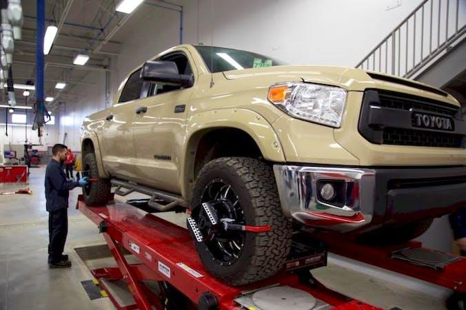Toyota Northwest Edmonton, Edmonton, AB, T5L 5H7