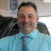 Cory Bates at Lakewood Chevrolet