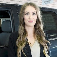 Erin Healy at Lakewood Chevrolet