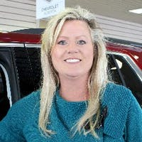 Erika Hygard at Lakewood Chevrolet