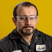Manuel Aragon at Lakewood Chevrolet