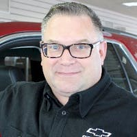 James Logozar at Lakewood Chevrolet - Service Center