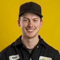 Matt NachBaur at Lakewood Chevrolet