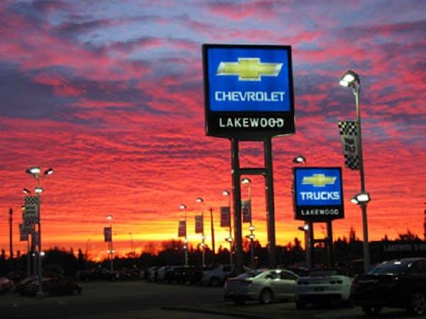 Lakewood Chevrolet, Edmonton, AB, T6E 5P2