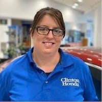 Christi Dickson at Clinton Honda - Service Center