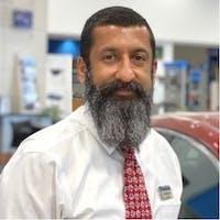 Ajay Sharma at Clinton Honda