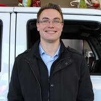 Anthony Wiseman at Langley Chrysler