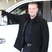 Tyler Page at Langley Chrysler