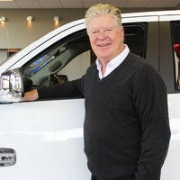 Tommy Booth at Langley Chrysler