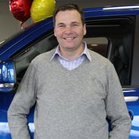 Mike Brandner at Langley Chrysler
