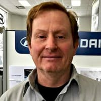 Ian Cummings at Lauria Hyundai