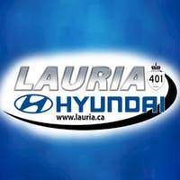 Gabe Sanint at Lauria Hyundai