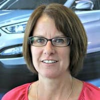 Lauralyn Lean at Lauria Hyundai