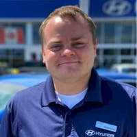 Derek Etcher at Lauria Hyundai