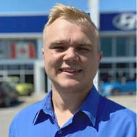 Justin Fountain at Lauria Hyundai