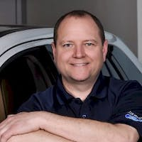 Dean Wilkinson at Lincoln Heights Ford