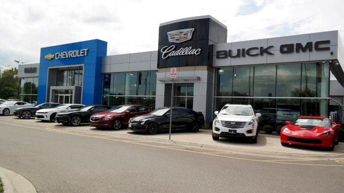 Finch Chevrolet Cadillac Buick GMC, London, ON, N6H 3E5