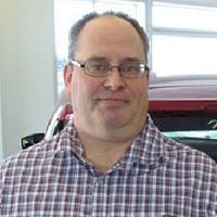 Doug  Martinook at Future Ford