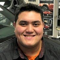 Mitchell  Curylo at Future Ford