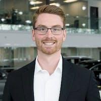 Warren Cunningham at Mercedes-Benz London