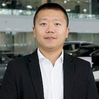 Yang Wang at Mercedes-Benz London
