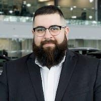 Ryan DeHoog at Mercedes-Benz London