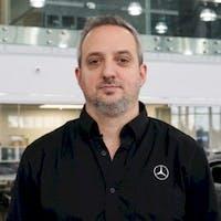 Richard Disabato at Mercedes-Benz London