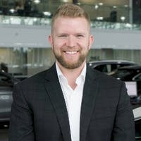 Mike Maric at Mercedes-Benz London