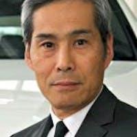 Dan Maeda at Mercedes-Benz Newmarket