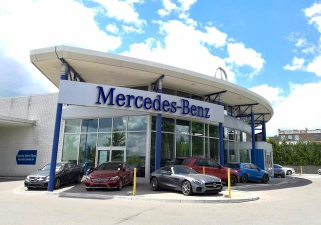 Mercedes-Benz Newmarket, Newmarket, ON, L3Y 9B8