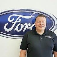 Brad  Lingelbach at Esterhazy Ford
