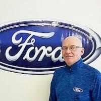 Mark  Faul at Esterhazy Ford