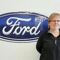 Laurie  Suski at Esterhazy Ford - Service Centre
