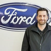 Jay  Rink at Esterhazy Ford