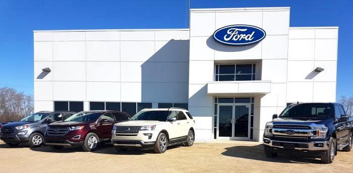 Esterhazy Ford, Esterhazy, SK, S0A 0X0