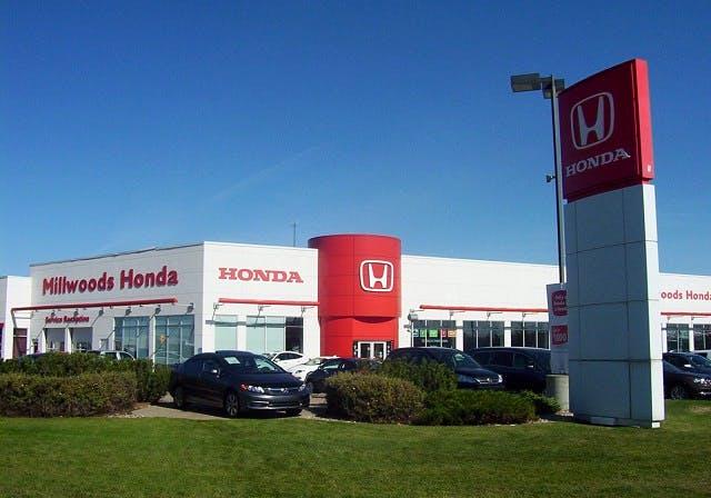 Wheaton Honda , Edmonton , AB, T6E 6S9