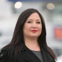 Noella Meletzki at BCS Auto Sales