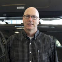 Timothy  Quiring at Sherwood Park Chevrolet