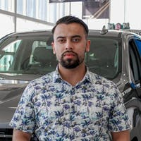 Faraz Ahmed at Sherwood Park Chevrolet