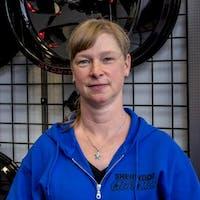 Candace Carbonneau at Sherwood Park Chevrolet