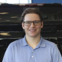 Josh Gallinger at Sherwood Park Chevrolet