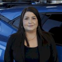 Tristin Sellitto at Sherwood Park Chevrolet
