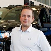 Darren Bannink at Sherwood Park Chevrolet