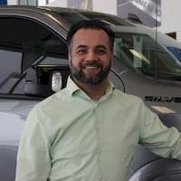 Gavin  Lawrence at Sherwood Park Chevrolet