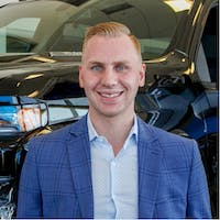 Brendan  Kemper at Sherwood Park Chevrolet