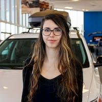 Shanelle Caputo at Sherwood Park Chevrolet