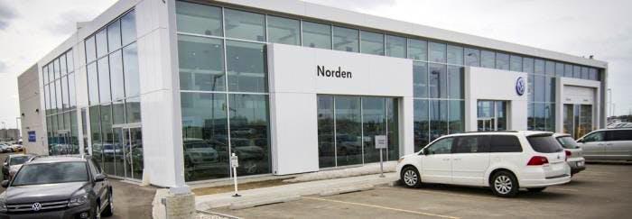 Norden Volkswagen, Edmonton, AB, T5L 2L5