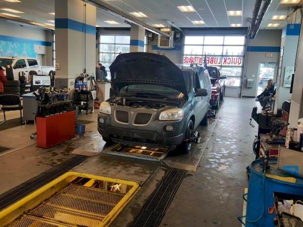 Northgate Chevrolet Buick GMC Ltd, Edmonton, AB, T5E 4C7