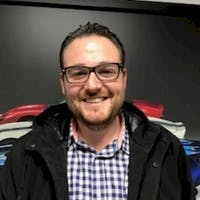 Jonathan Paletta at Northway Ford Lincoln