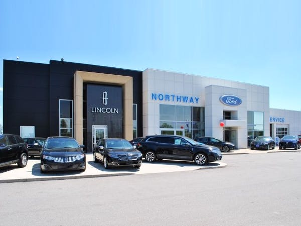 Northway Ford Lincoln - Service Center, Brantford, ON, N3T 5L8